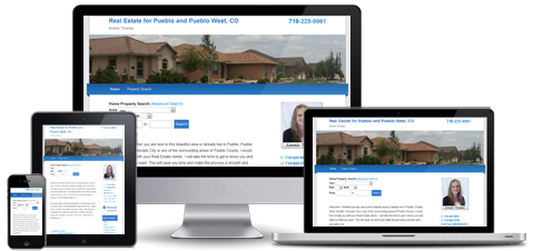 A Responsive Wordpress Website for Real Estate Agents